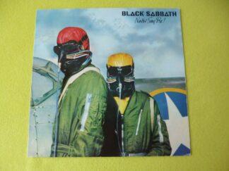 """Black Sabbath """"Never Say Die! """""""