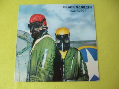 "Black Sabbath ""Never Say Die! """