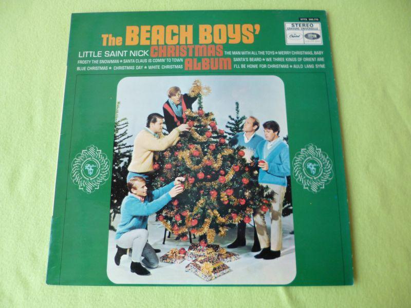 Beach Boys Christmas.The Beach Boys The Beach Boys Christmas Album