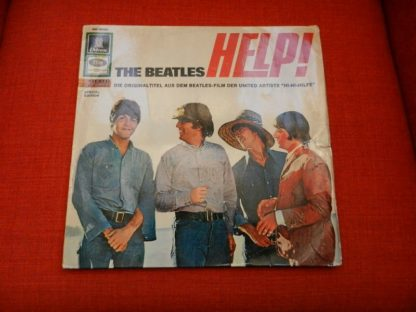 The Beatles - Help Swiss Club Edition